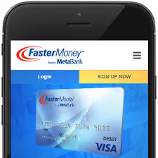 metabank prepaid cards prepaid visa debit cards faster payments with fastermoney