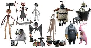 a brief history of the nightmare before toys and