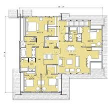 fascinating garagertment plans bedroom image concept on one level