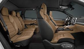 2017 porsche macan turbo interior in conjunction with the standard carbon interior package the