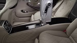 mercedes maybach interior 2018 2018 mercedes maybach s600 interior youtube
