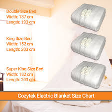 Super King Size Bed Dimensions Super King Size Electric Blanket Luxury Polyester Dual Controls