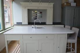 neptune kitchen furniture neptune in frame ex display silestone and granite worktops island