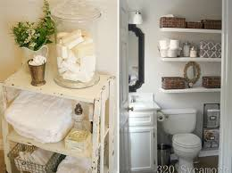 Ideas For Small Bathroom Storage by Diy Bathroom Storage Ideas 13673