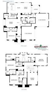 floor plan 1 at the van daele collection at the lakes rancho