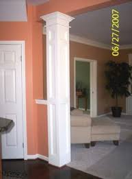 interior columns for homes free interior column plans interior columns columns and basements