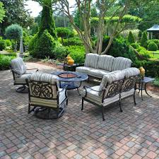 Hanamint Outdoor Furniture Reviews by Hanamint St Augustine Deep Seating Set Patiosusa Com
