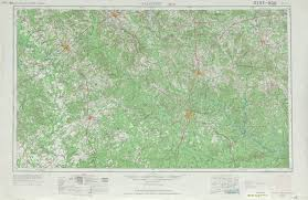 Minnesota Topographic Map Palestine Topographic Map Sheet United States 1963 Full Size