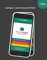 Biz Card Template Custom Card Template Business Card Website Template Free Free