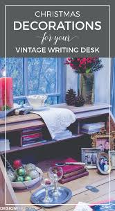 Holiday Decorations For The Home How To Get Inspired To Write Holiday Cards Home Vintage And The