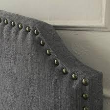 hasselt gray king king headboard furniture near tempe az