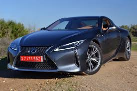 lexus jeep 2018 2018 lexus lc500 review autoguide com news