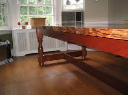 Dining Room Tables Seattle by Dining Table Georgious Live Edge Dining Table Seattle Cost Of