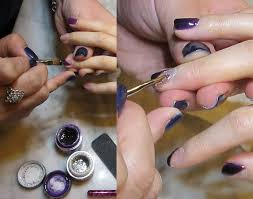 cute japanese nail art designs bling nails salon vancouver