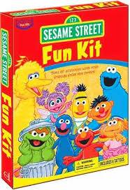 sesame street fun kit muppet wiki fandom powered wikia
