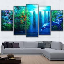 animated waterfalls wall art promotion shop for promotional
