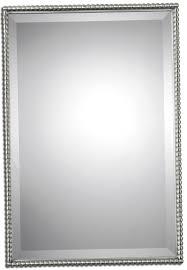framed bathroom mirrors brushed nickel design ideas for brushed nickel bathroom mirro 20715 with brushed