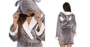 chambre hant une robe de chambre éléphant topito