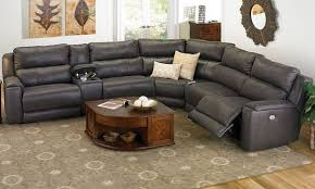 southern motion power reclining sofa southern motion power reclining sectional sofa with storage console