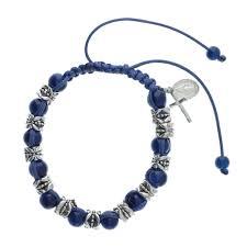 rosary bracelet macrame rosary bracelet the catholic company