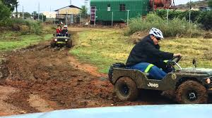jeep mini go kart mini willy jeep in mud youtube