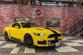 2015 mustang modified 2015 roush r2300 blue oval edition ford mustang modified wallpaper