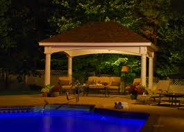 Backyard Gazebos Pictures - pergolas pavilions gazebos we fix ugly pools phoenix az
