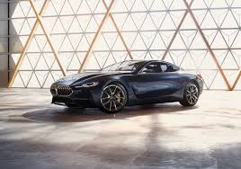 the bmw concept 8 series unadulterated dynamics and modern luxury