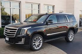 cadillac escalade new 2018 cadillac escalade premium luxury collection northbrook