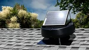 solar powered attic fan video gallery