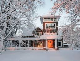 Ideas For Curb Appeal - winter front landscaping ideas for great curb appeal
