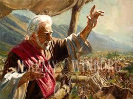 Blind Man At Bethsaida Religious Art Scriptural Jeremy Winborg Art
