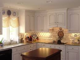 kitchen kitchen backsplash ideas with santa cecilia granite