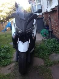 2014 yamaha xmax 400 damage spares repair in hendon london