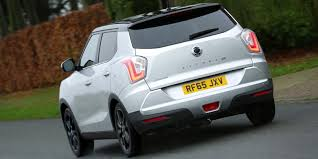 ssangyong ssangyong tivoli review confused com
