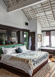 Reath Design Room Of The Week A Moody Bedroom With Vintage Vibes Coco