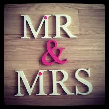 mr u0026 mrs wooden letters wedding home decor for the home