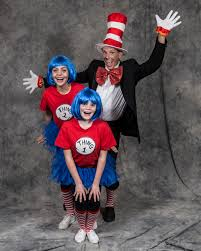 thing 1 u0026 thing 2 halloween costumes danbury u0027s musicals at richter continues 33rd season with u201cseussical u201d