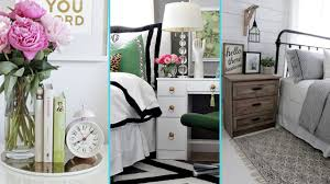 Diy Shabby Chic Home Decor by Diy Shabby Chic Style Night Stand Decor Ideas Home Decor