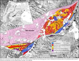 Umass Amherst Campus Map Deciphering The Age And Significance Of The Cora Lake Shear Zone