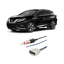 nissan altima 2015 stereo fits nissan murano 2015 2016 factory stereo to aftermarket radio