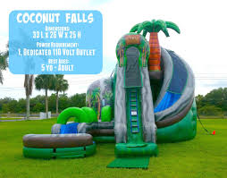 water inflatables west miami water slide rentals delray beach