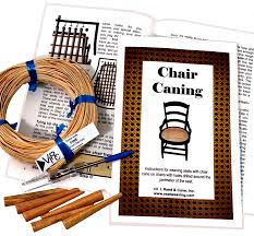 Chair Caning Instructions Seatweaving Supplies