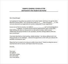 what is a good cover letter for a job best cover letter example