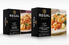 regal cuisine sheerbravado design marketing regal foods
