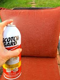Cushions Patio Furniture by After Cushions Are Dry Spray On Scotch Guard For Future Easier