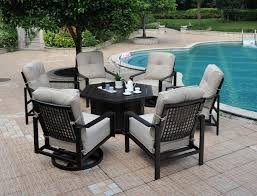 Alumont Patio Furniture by Hanamint Outdoor Furniture