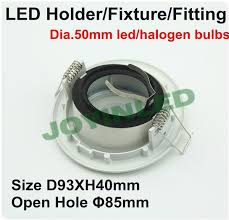 Halogen Ceiling Light Fixtures by Led Ceiling Lamp Holder Gu10 Mr16 Grille Ceiling Spot Light