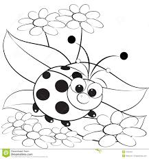 ladybug coloring page 22269 in pages shimosoku biz