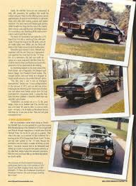 Pictures Of Pontiac Trans Am History